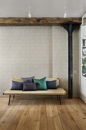 Eco Wallpaper - Atmospheres Collection - Medium Brush Wallpaper - 3 Colours Available
