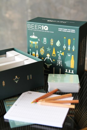 Beer IQ Quiz Game