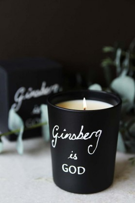 Bella Freud Ginsberg Is God Candle