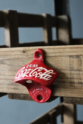 Wall Mounted Bar Bottle Opener