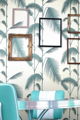 Cole & Son New Contemporary - Palm Leaves - 4 Colours Available