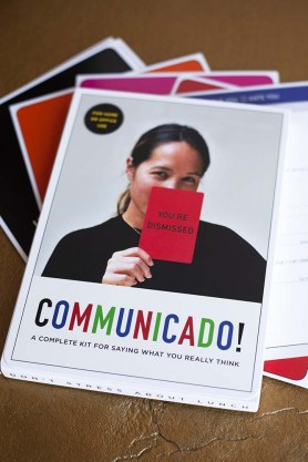 Communicado! - Say What You Really Think.