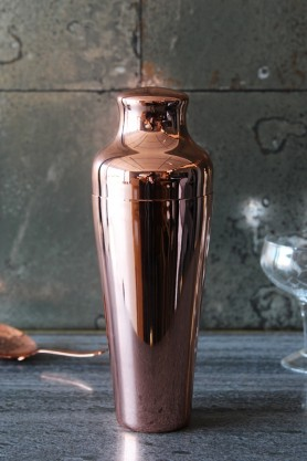 Mercer Copper Cocktail Shaker