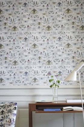 View all wallpaper decor page 5 for Lacroix jardins 78
