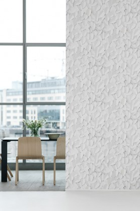 Eco Wallpaper - Front Leaves - 3 Colours Available