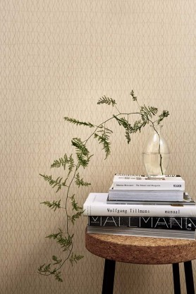 Eco Wallpaper - Atmospheres Collection - Medium Knit Wallpaper - 3 Colours Available