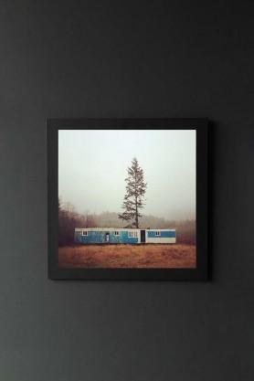 Forks, Washington - Mini Fine Art Print