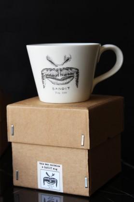 The Bandit Handmade Mug & Gift Box