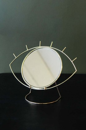 Golden Eye Vanity Mirror
