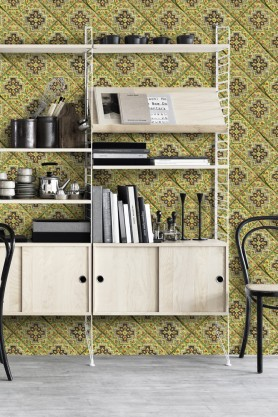 Mind The Gap Wallpaper Collection - Italian Tile