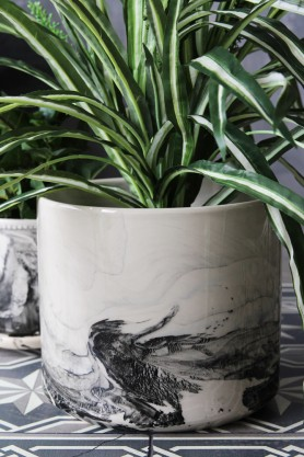 Large Marbled Planter
