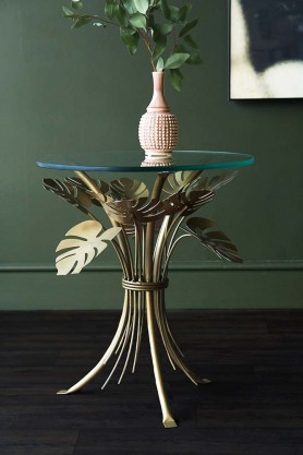 Palm Leaves Coffee Table