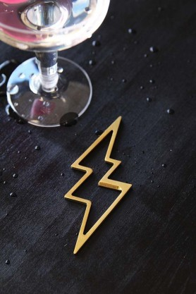 Lightning Bolt Bottle Opener