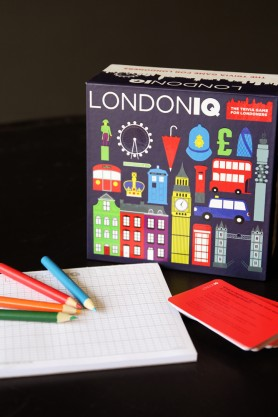 London IQ Trivia Game