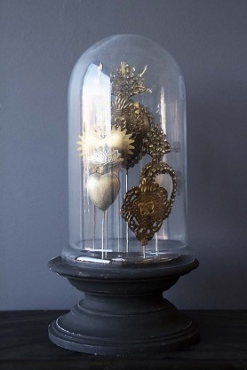 Milagro Hearts in a Display Dome
