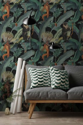 Mind The Gap Wallpaper Collection - The Rediscovered Paradise - Bermuda