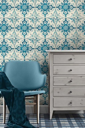 Mind The Gap Wallpaper Collection - Mediterraneo Collection - Longwy