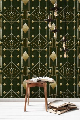Mind The Gap Wallpaper Collection - Metropolis Collection - Gatsby