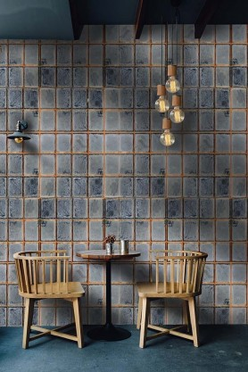 Mind The Gap The Factory Collection - Foundry Wall Wallpaper