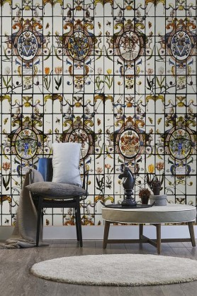 Mind The Gap Wallpaper Collection - The World Of Antiquity - Heraldische
