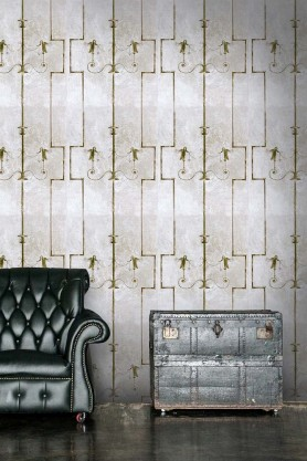 Mind The Gap Wallpaper Collection - The World Of Antiquity - The Swan
