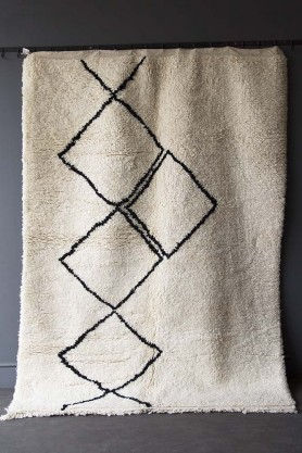 Original Moroccan Berber Large Rug - Marrakech - Choose From Selection