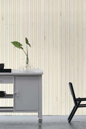NLXL TIM-07 Timber Strips Wallpaper Collection by Piet Hein Eek