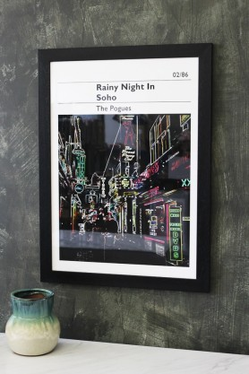 Rainy Night In Soho - The Pogues