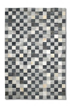 Safari 01 Chequered Rug - Available in 2 Sizes