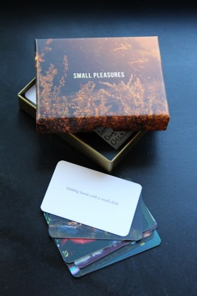 Small Pleasures Card Game