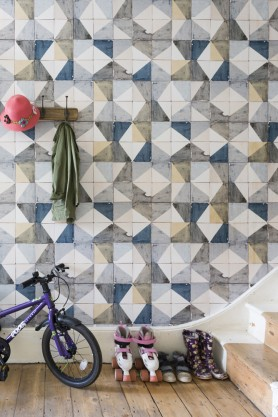 Smink Things Recubed, Cubes Deconstructed Wallpaper