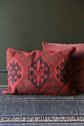 Spice Kilim Cushion