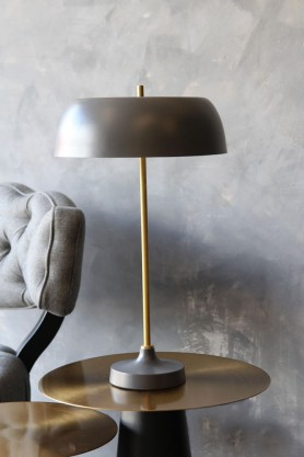 Ventura Table Lamp - Dark Grey