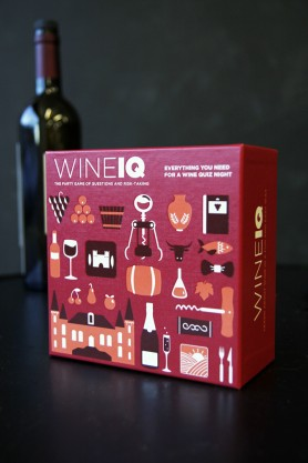 Wine IQ Quiz Game