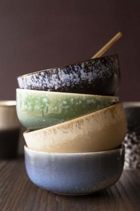 Set Of 4 Earthenware Bowls