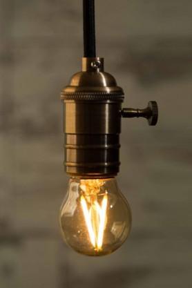 Small Bulb LED - E27 2 Watt