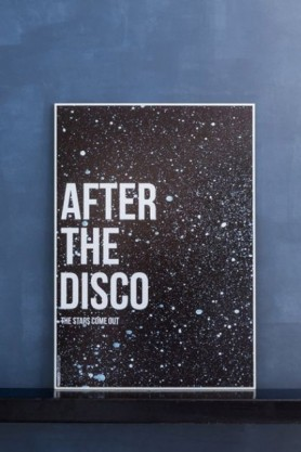 Unframed After The Disco Art Print