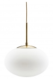 Image of the Cruz Opal Pendant Light on a white background
