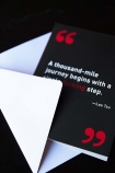 Fucking Quote Notecards