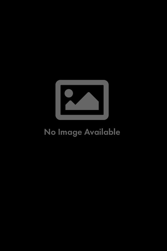 Canyon Cowhide Stool - 9S: Dark Brown & White