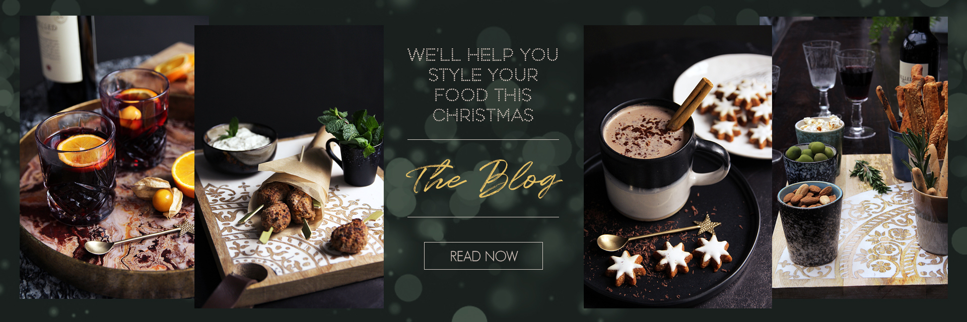 5 BEST CHEATS FOR CHRISTMAS ENTERTAINING