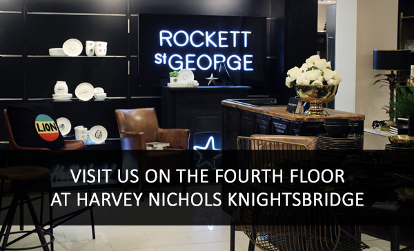 RSG Pop-Up at Harvey Nichols Knightsbridge