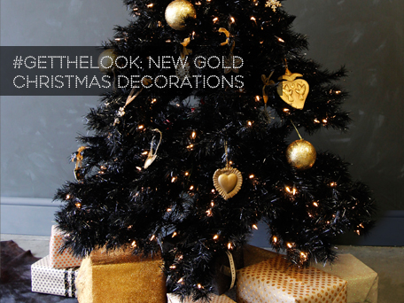 Get The Look - Gold Christmas