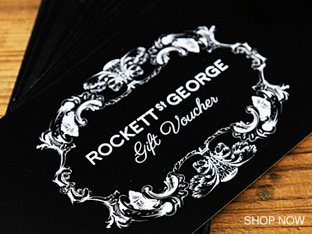 ROCKETT ST GEORGE GIFT VOUCHER