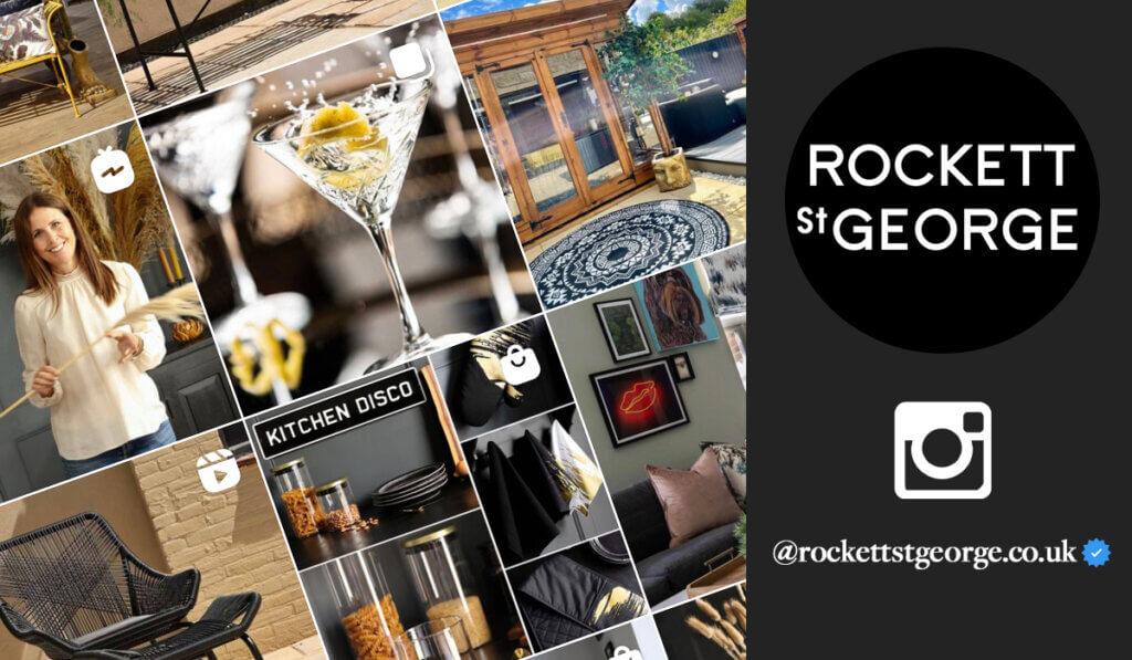 image of @rockettstgeorge.co.uk instagram grid
