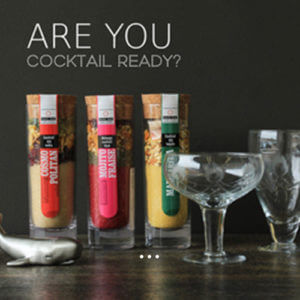 #RSGBOOZY: WE LOVE AN IMPROMPTU PARTY ... ARE YOU COCKTAIL READY?