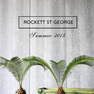 #RSGCOLLECTIONS: IT'S SUMMER AT ROCKETT ST GEORGE! SEE OUR LATEST LOOK BOOK