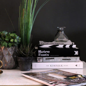 #RSGCREATIVE: COFFEE TABLE STYLING TIPS