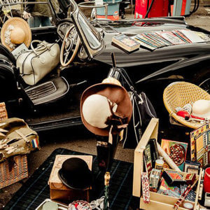 #RSGCREATIVE: 5 STEP GUIDE TO BEND-OVER BOUTIQUES - CAR BOOTS & FLEA MARKETS