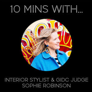 #10MINSWITH: SOPHIE ROBINSON